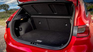 Kia Ceed GT - boot