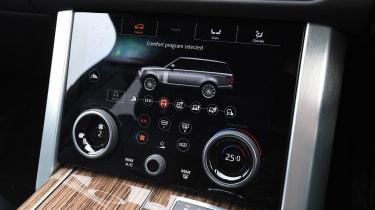 Range Rover - air-con