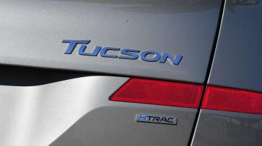 Hyundai Tucson 48v - badge
