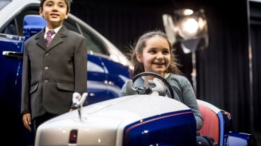Rolls-Royce SRH - close 2