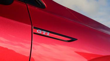 Volkswagen Golf GTI - badge