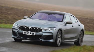 BMW M850i xDrive Gran Coupe - front