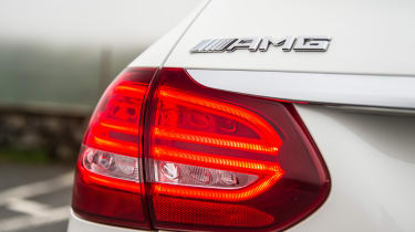 Mercedes-AMG C 43 Estate 2016 - rear light