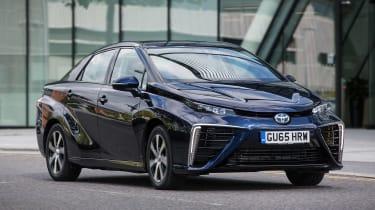 Toyota Mirai - front
