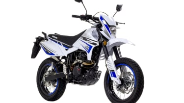 Lexmoto Adrenaline 125 efi review - header