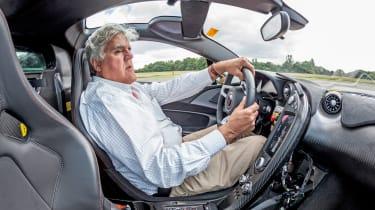 Jay Leno and his cars