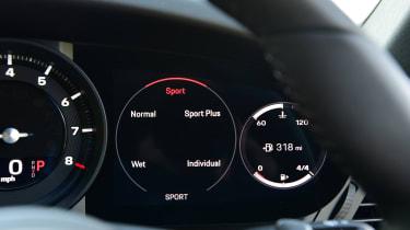 Porsche 911 - dials