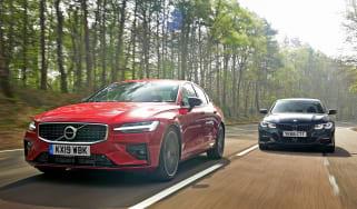 Volvo S60 vs BMW 3 Series - header