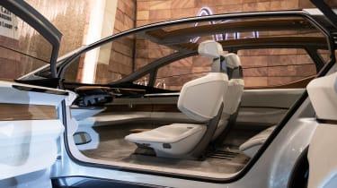 Audi AI:ME concept - cabin