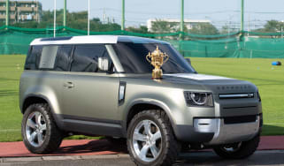 Land Rover Defender 90 - Rugby World Cup