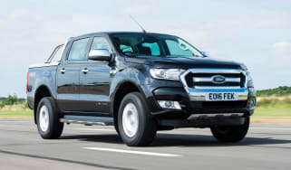 Ford Ranger 3.2 TDCi 2016 - front tracking