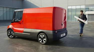 Renault EZ-FLEX concept vehicle