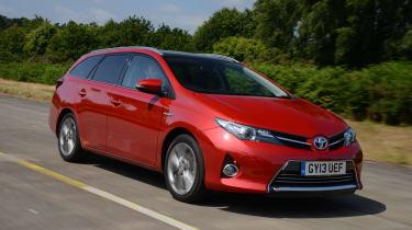 Toyota Auris Touring Sports 6