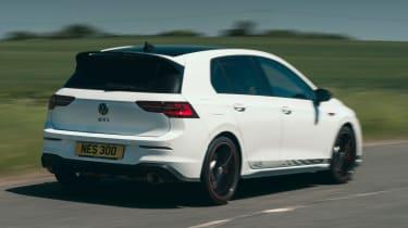 Volkswagen Golf GTI Clubsport 45 - rear action