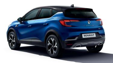 Renault Captur R.S. Line - rear