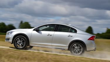 Volvo S60 Cross Country 2015 - side