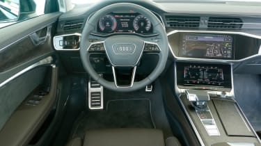 Audi A6 Allroad - cabin