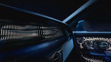 Rolls-Royce Phantom Tempus - interior front