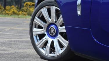 Rolls-Royce Dawn 2016 - wheel