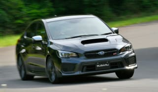 Subaru WRX STI - front