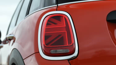 MINI - rear light