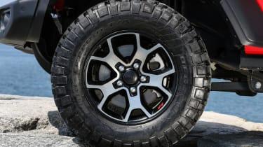 New Jeep Wrangler Rubicon - wheel
