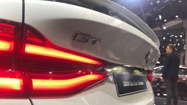 Frankfurt - BMW 6 Series Gran Turismo - tail-light