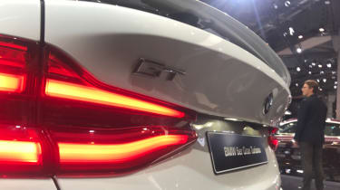 Frankfurt - BMW 6 Series Gran Turismo - tail-light