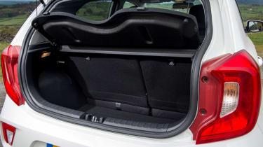 Kia Picanto GT Line - boot