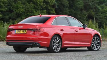 Used Audi A4 Mk5 - rear