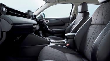 Honda HR-V - front seats