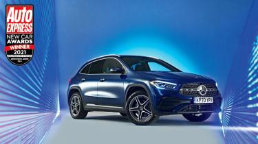 Mercedes GLA - header