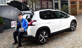 Peugeot 2008 long term - final report header