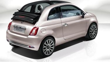 Fiat 500 Star - rear 3/4 static