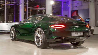 Bentley EXP 10 Speed 6 feature - rear