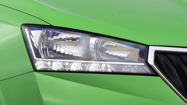 Skoda Fabia - Headlight