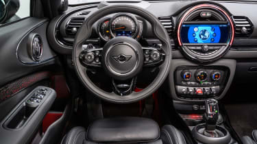 MINI Clubman - dash