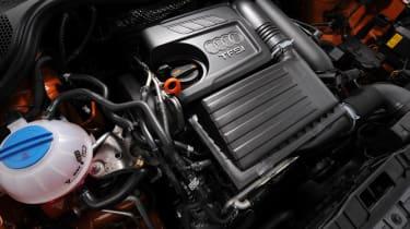 Audi A1 Sportback engine