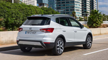 New SEAT Arona 1.6 TDI - rear