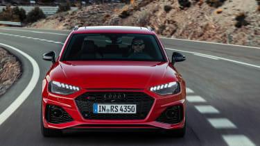 Audi RS 4 Avant - full front
