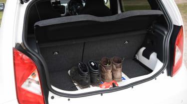 SEAT Mii electric - long termer final report boots