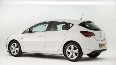 Used Vauxhall Astra - rear