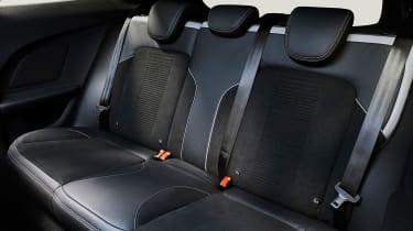 Ford Fiesta ST 2017 - rear seats