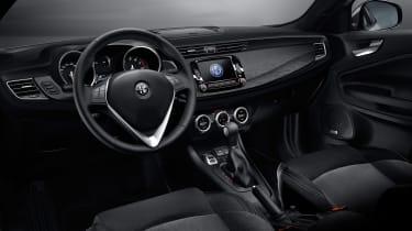 Alfa Romeo Giulietta - facelift dash