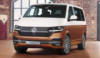VW California - front
