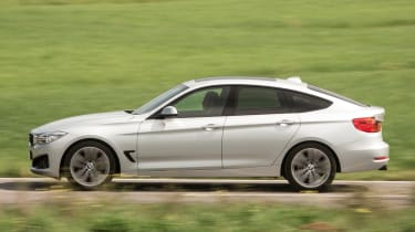 Of the engine lineup the 320d makes the most sense offering strong performance with the promise of up to 57.6mpg.