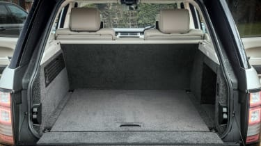 Range Rover Autobiography - boot