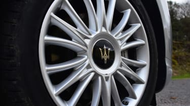 Maserati Quattroporte 2014 wheel