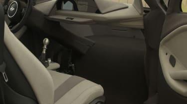 MINI Deep Orange 7 interior