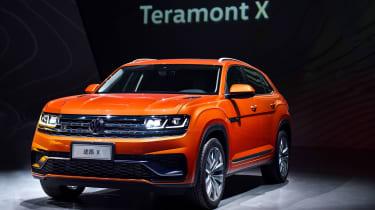 VW Teramont X - Shanghai